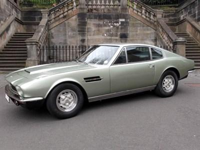 Lot 60 - 1972 Aston Martin V8