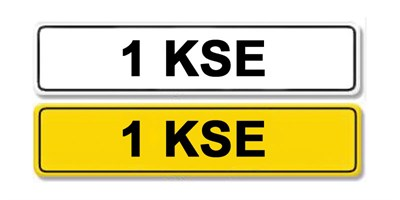 Lot 8 - Registration Number 1 KSE