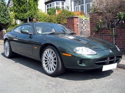 Lot 65 - 1998 Jaguar XK8 Coupe