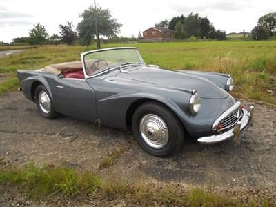 Lot 31-1961 Daimler SP250 Dart