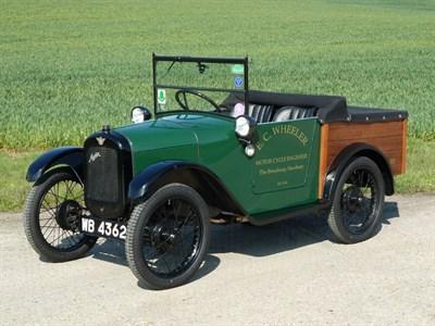 Lot 15-c.1928 Austin Seven Chummy Style Pickup