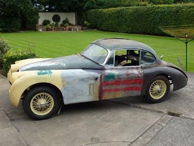 Lot 40-1959 Jaguar XK150 SE 3.4 Litre Fixed Head Coupe