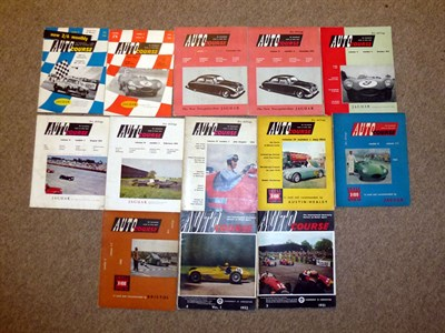 Lot 5 - Thirteen Autocourse Magazines