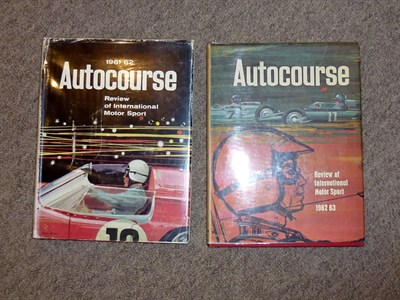 Lot 13 - Autocourse Review of International Motorsport