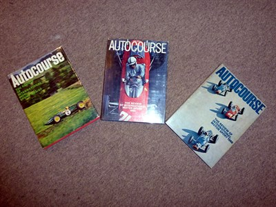 Lot 15 - Autocourse Review of International Motorsport