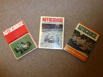 Lot 17 - Autocourse Review of International Motorsport