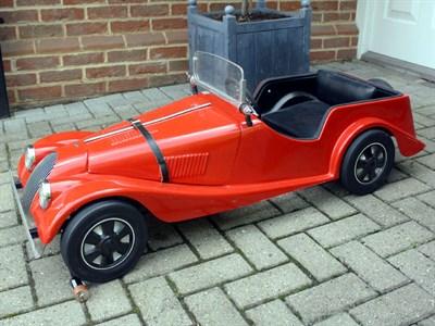 Lot 30 - Morgan 4/4 Pedal Car