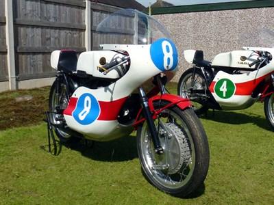 Lot 54 - 1971 Yamaha TR2B