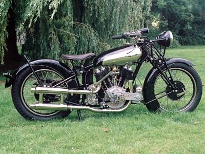 Lot 42 - 1929 Montgomery 1000cc