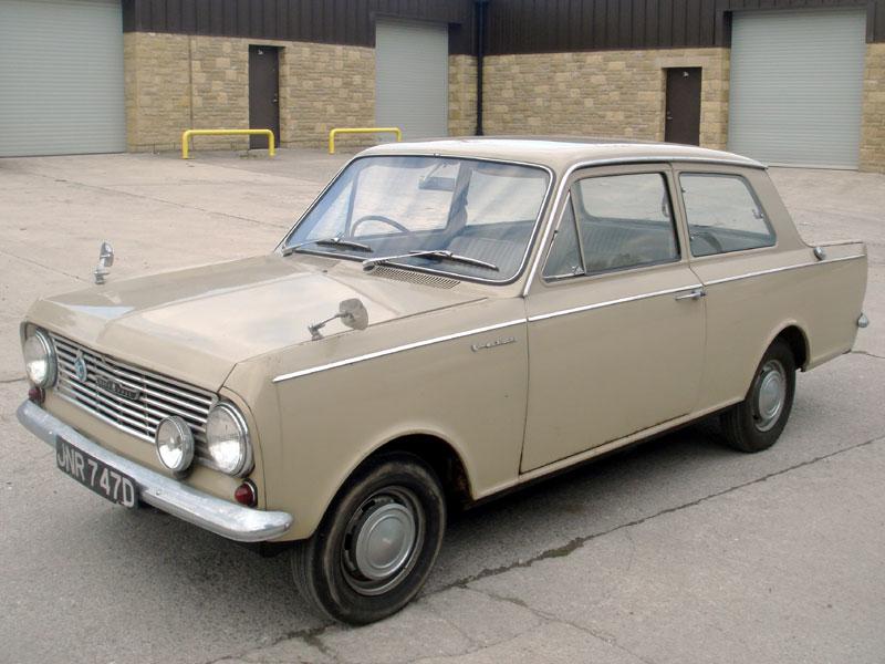 Lot 27-1966 Vauxhall Viva HA 90 Deluxe