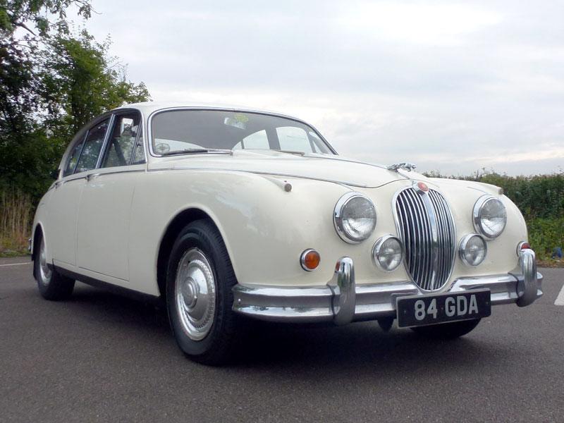 Lot 21 - 1964 Jaguar MK II 3.4 Litre