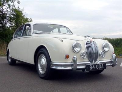 Lot 21-1964 Jaguar MK II 3.4 Litre