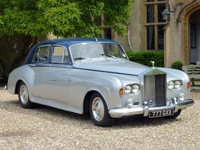 Lot 20 - 1963 Rolls-Royce Silver Cloud III