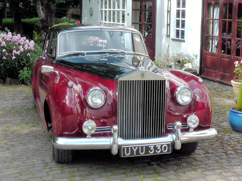 Lot 31-1958 Rolls-Royce Silver Cloud