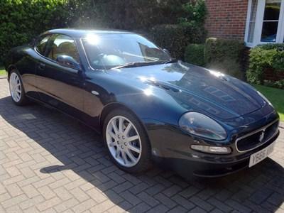 Lot 44-2001 Maserati 3200 GTA