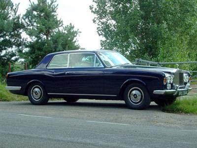 Lot 24 - 1972 Rolls-Royce Corniche