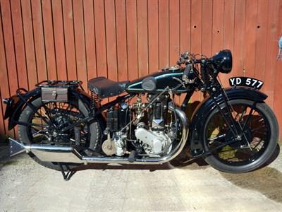 Lot 68 - 1930 Ariel Model F