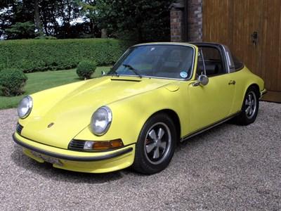 Lot 47 - 1971 Porsche 911 E Targa