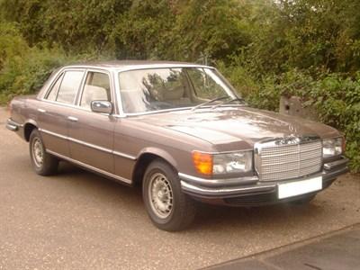 Lot 25 - 1979 Mercedes-Benz 280 S
