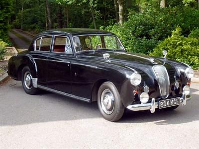 Lot 8 - 1956 Lagonda 3 Litre Saloon