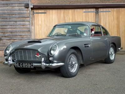 Lot 43 - 1965 Aston Martin DB5