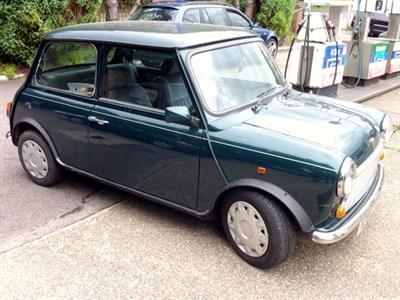 Lot 50 - 1995 Rover Mini Mayfair