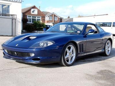Lot 15 - 1999 Ferrari 550 Maranello