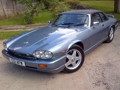 Lot 38 - 1986 Jaguar XJ-SC 7.4