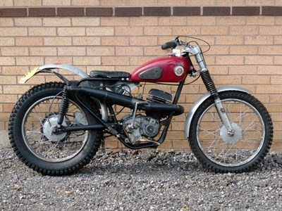 Lot 4 - 1955 Francis Barnett Falcon