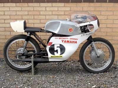 Lot 76 - 1969 Yamaha AS1