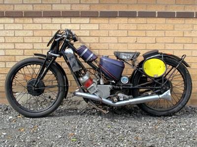 Lot 45 - 1931 Scott 600cc