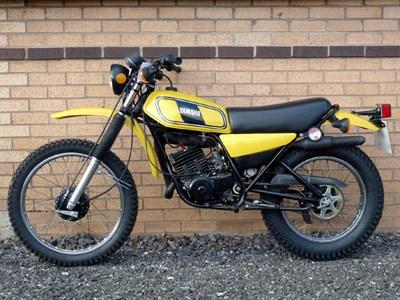 Lot 56 - 1978 Yamaha DT125MX