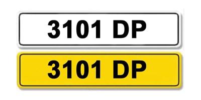 Lot 50 - Registration Number 3101 DP