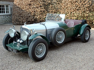 Lot 38 - 1948 Bentley MK VI Special