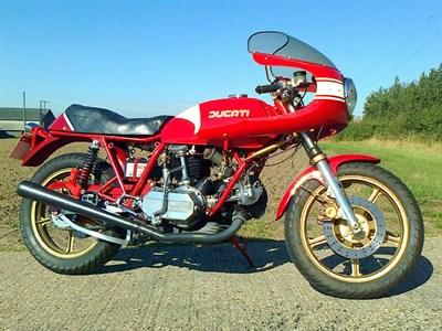 Lot 43 - 1978 Ducati Darmah