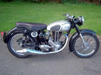 Lot 44 - 1953 Norton ES2