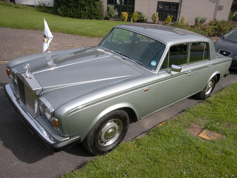 Lot 52-1979 Rolls-Royce Silver Shadow II