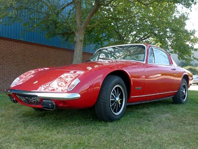 Lot 35 - 1973 Lotus Elan +2S 130