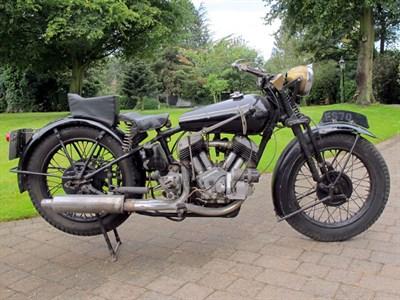 Lot 70 - 1933 Brough Superior 1150