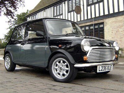 Lot 17 - 1994 Rover Mini Sprite Radford