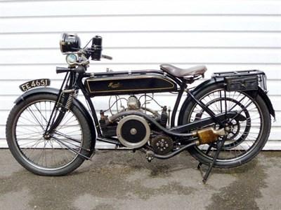 Lot 75 - 1922 Humber 4 1/2hp