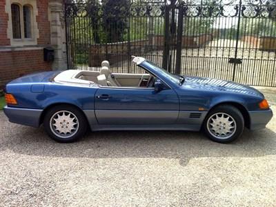 Lot 38-1991 Mercedes-Benz 300 SL-24
