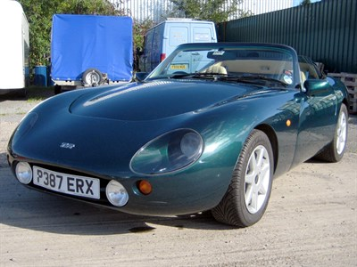 Lot 52 - 1997 TVR Griffith 5.0