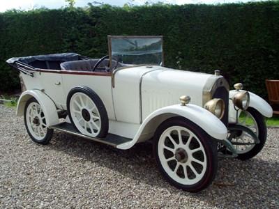 Lot 80-1923 Swift 12hp M Type Tourer