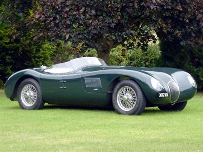 Lot 34 - 1998 Proteus C-Type Evocation