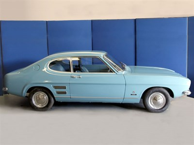 Lot 5 - 1970 Ford Capri
