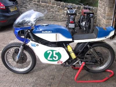 Lot 22 - 1970s Suzuki TS250
