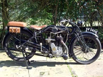 Lot 67 - 1925 Sunbeam Model 1