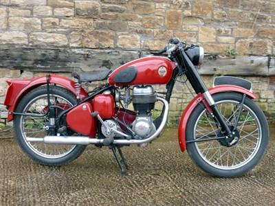 Lot 11 - 1958 Ariel Colt
