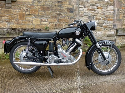 Lot 31-1963 Panther Model 120